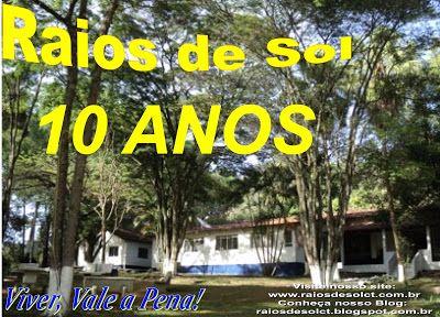 VIVER VALE A PENA!: DEZ ANOS DE RECUPERAÇÃO