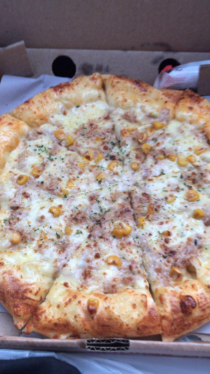 Pizza Hut Tuna Melt