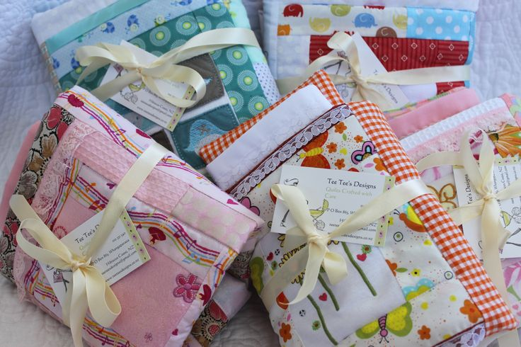 Looking for a special gift for a little girl? Doll's Quilt, Sheet and Pillow sets are delightful Tee Tee's Designs on Facebook