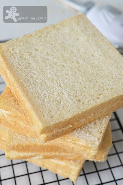 Soft and Chewy Condensed Milk Sandwich Bread