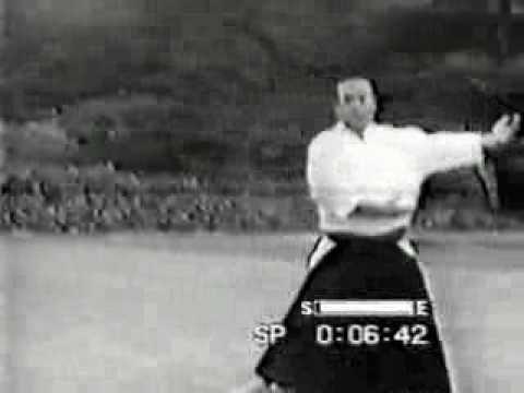 Koichi Tohei - ki aikido 1/5 Fundamental Concept Principle