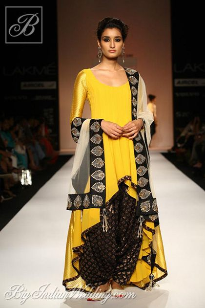 Payal Singhal designer suit