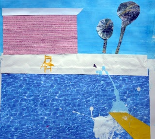 35 Best Images About David Hockney For Kids On Pinterest Photo Montage I Spy And Self Portraits
