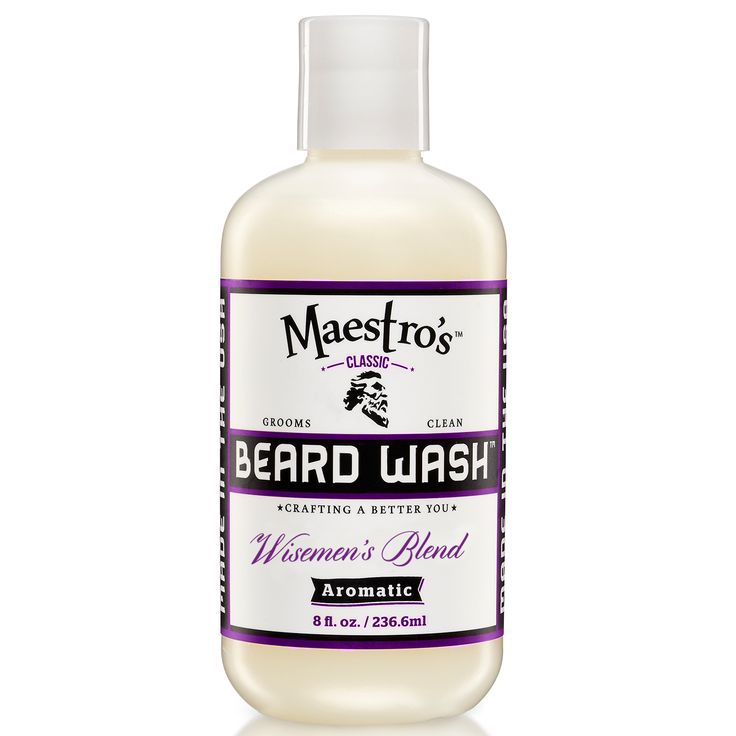 Wisemen's Blend Beard Wash
