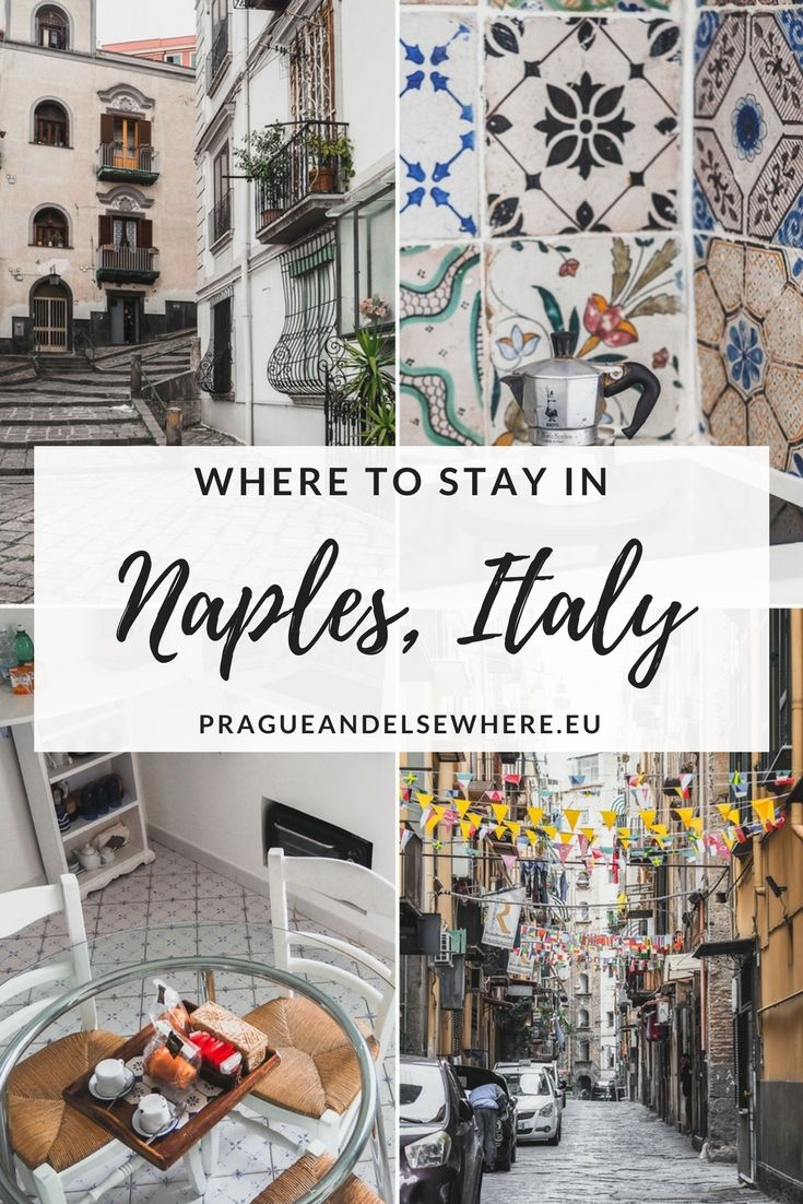 Where to stay in Naples, Italy | Naples Travel Tips | Things to do in Naples #naples #italy