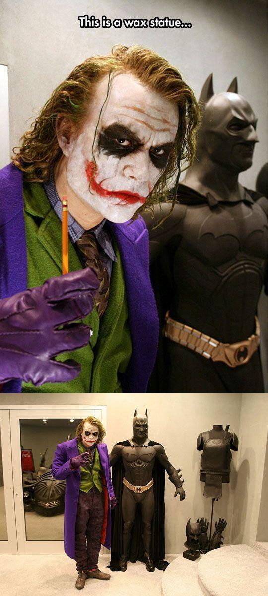 Wax Joker