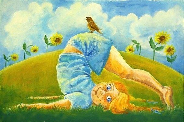 однажды вычеркнув из жизни всё то что делал не любя ты неожиданно встречаешь себя