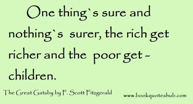FP at the Movies: Great Gatsby strains the rich-poor gap