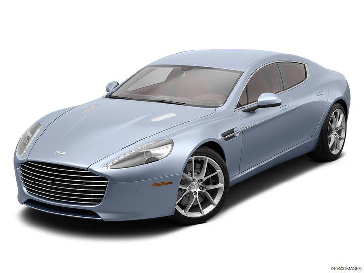 2014 Aston Martin Rapide S Sedan Automatic