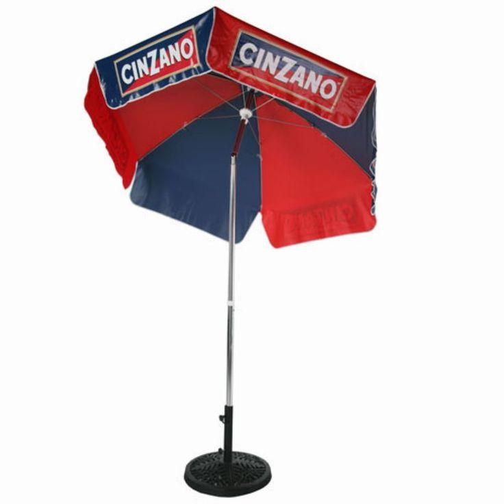 DestinationGear 6 ft. Aluminum Cinzano Patio Umbrella #DestinationGear