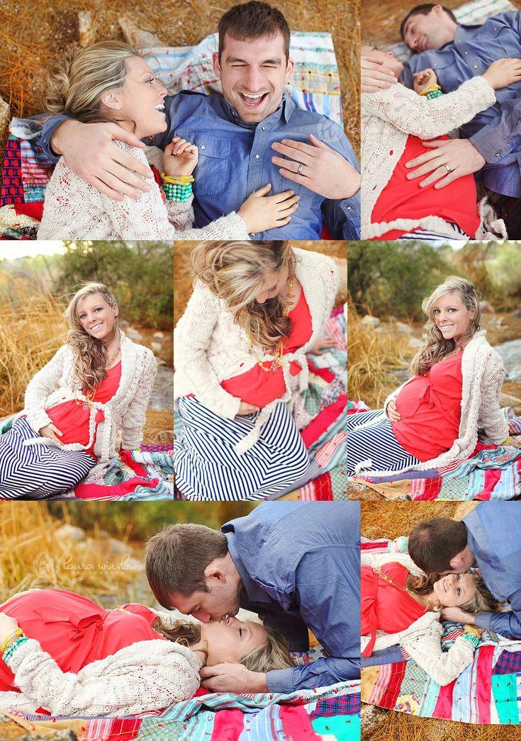 Outdoor Maternity Pregnancy Photos === cute ideas, <3 the color scheme