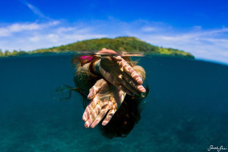 6 consigli utili per fotografare in acqua