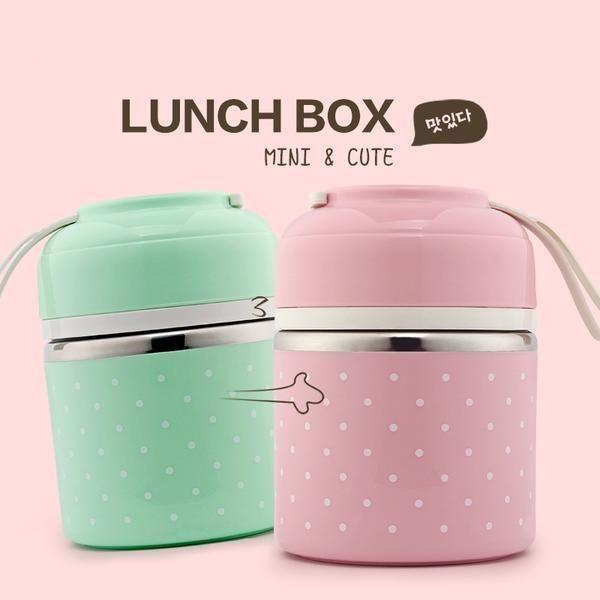 Premium Leak Proof Thermal Lunch Box – abundancespread