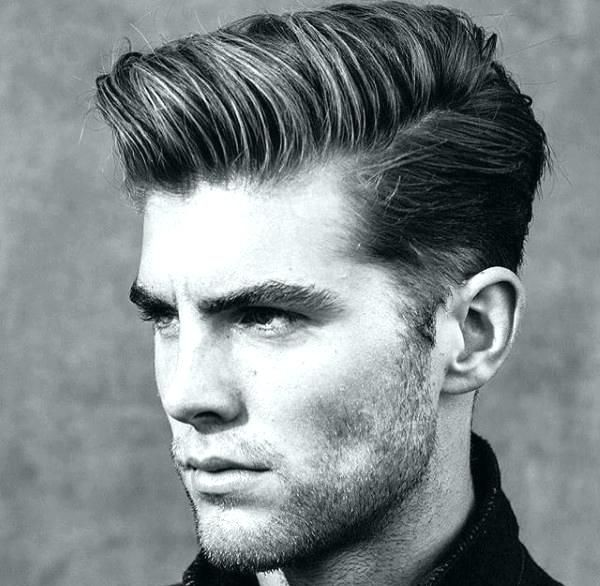Mens Classic Haircuts Mens Classic Haircuts Classy Haircuts Inspirational Classic Hairstyles T Mens Hairstyles Pompadour Medium Hair Styles Pompadour Hairstyle