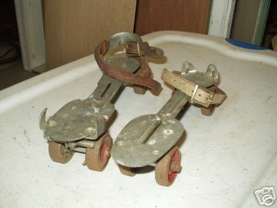 real ball bearing roller skates