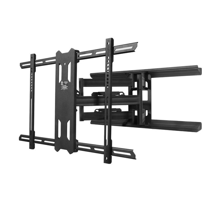Full Motion Mount for 39-inch to 80-inch TVs