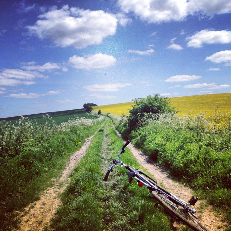Bike ride in the Oxfordshire Chilterns