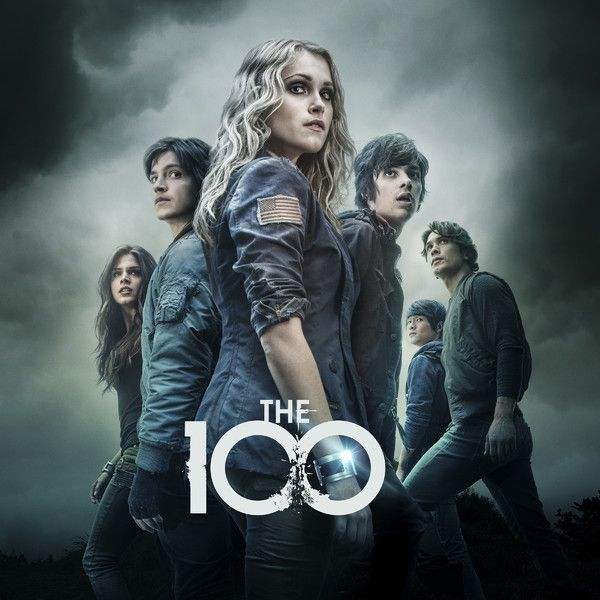 The 100 tv show on the CW. Besides Arrow this is one of the most enduring and fantastic shows I have ever watched.