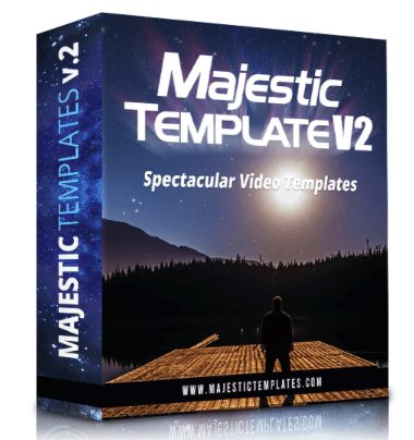 Majestic Templates V.2 By Nelson Long is best package new collection video toolkit with some of the most unique and ultra-creative video templates that allow you to create impressive videos, mesmerizing facabook cover videos and other awesome medias.  #majestictemplates #videotemplate #powerpoint #presentation #videomarketing