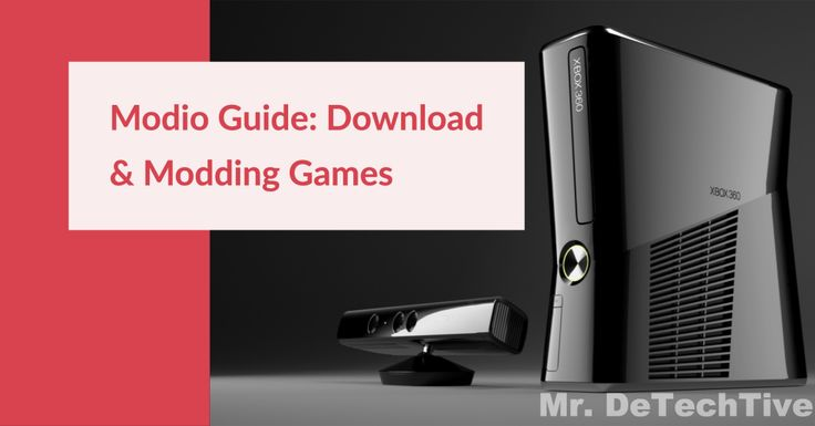 How to Download & Use Modio for Mac Xbox 360 & One