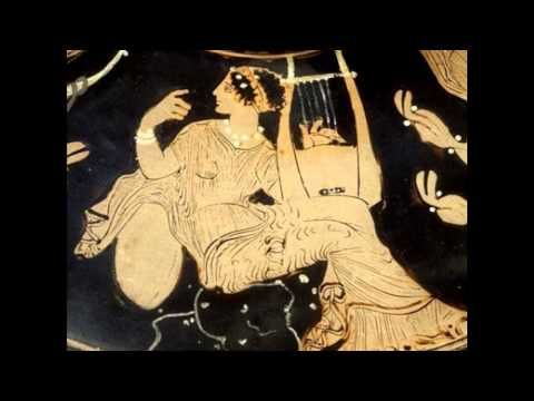 Ancient Greek Music - The Lyre of Classical Antiquity...