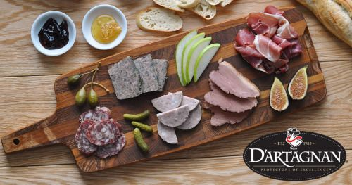 Win a D'Artagnan Supreme Charcuterie Gift Box {US} (11/13/2016)... IFTTT reddit giveaways freebies contests