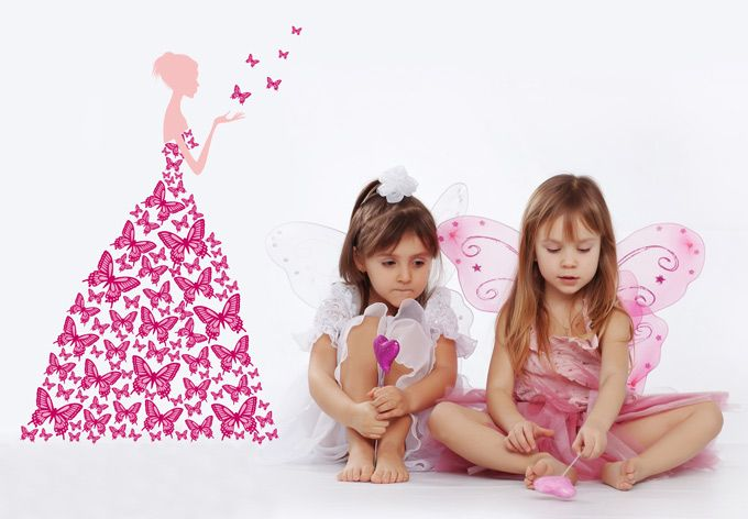 Kinderkamer Stoere Meisjeskamer Inrichten : ... 49,90 € meisjeskamer ...