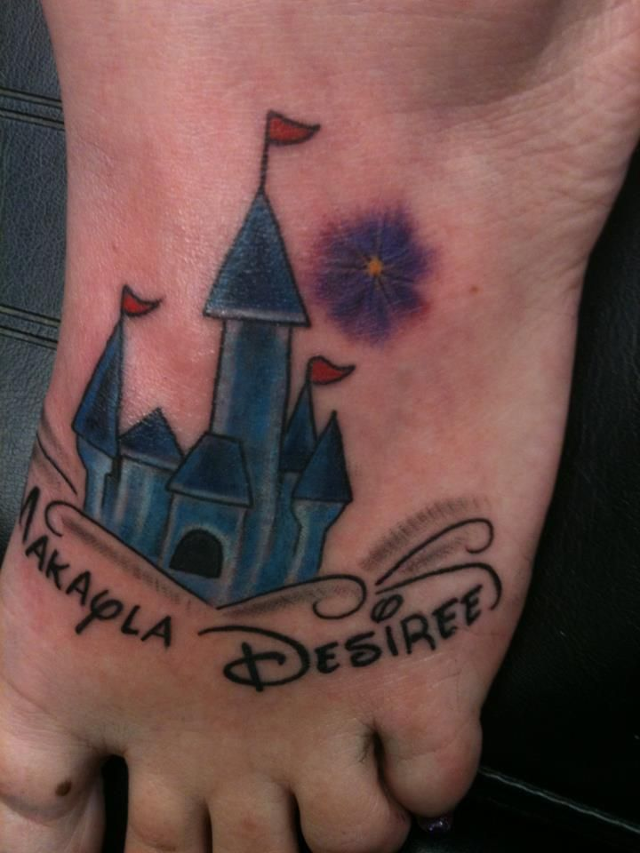 The Disney Tattoo Part Deux: Think You Could Ever Get a Disney Tattoo? (article)
