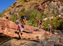 The Kimberley Region is perfect for hiking and swimming. One of the world's last hardly touched wilderness areas. Let us take you there!