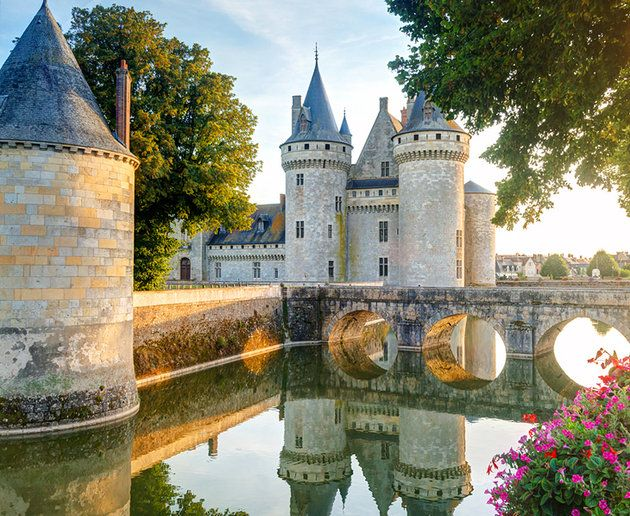 "Traveling through the Loire Valley feels like turning the pages of a children's storybook. Throughout the enchanting countryside of woodlands and river valleys are fairy-tale castles complete with moats and turreted towers. The entire area of the Loire Valley, a lush area known as the ""Garden of France,"" is listed as a UNESCO World Heritage Site"