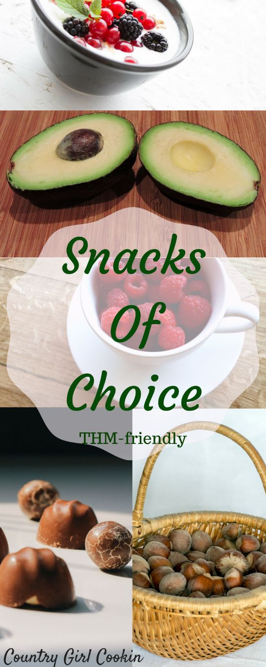 Who am I kidding? We all love snacks, right? I think snacks are an essential part of any day. I will admit that there are some days when I don't necessarily need a snack in between my meals, but those days are few and far between! I mean, come on, with so many incredible THM-friendly …