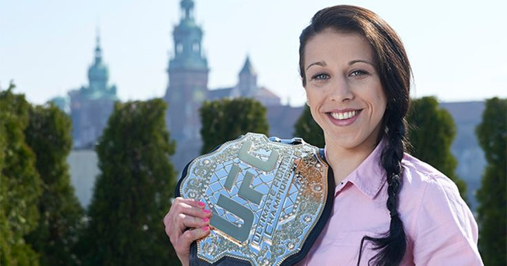 On June 20, a European - Joanna Jedrzejczyk - will defend a UFC title in front of a European crowd for the first time since records began.