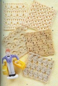 Crochet patterns: Crochet Stitches Patterns, Hook, Crochet Book, Patterns, Crochet Points, Crochet Block, Crochet Patterns, 262 Patterns, Online Book