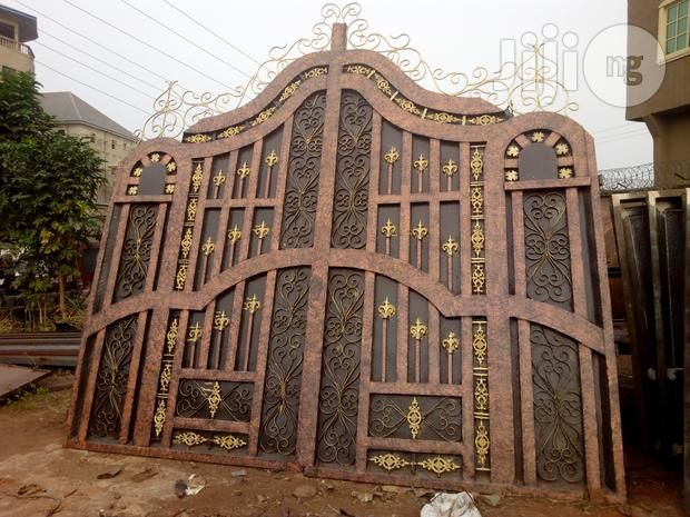 Gates In Nigeria Google Search With Images Gate Wrought