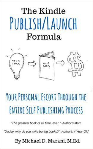 publish my book on amazon kindle