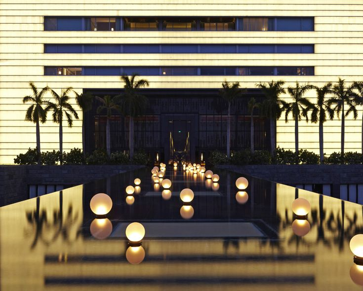 2016 IALD Award Winners  Merit Award: Park Hyatt Sanya Sunny Bay Resort By The Flaming Beacon : illumni – The World Of Creative Lighting Design
