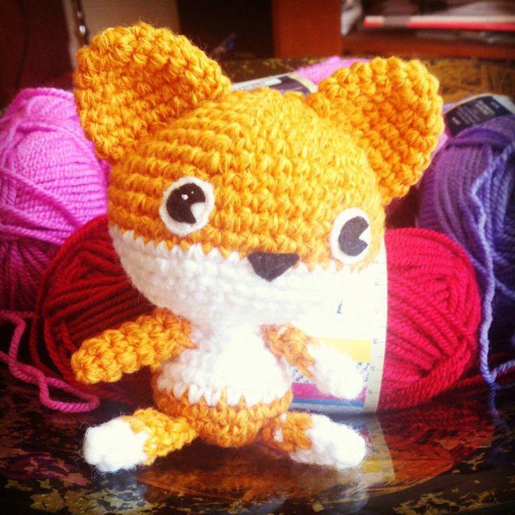 mr. Fox by LiliSnigel