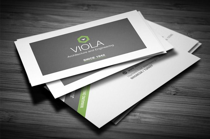 21 Creative Real Estate Business Cards Designs for Your Inspiration