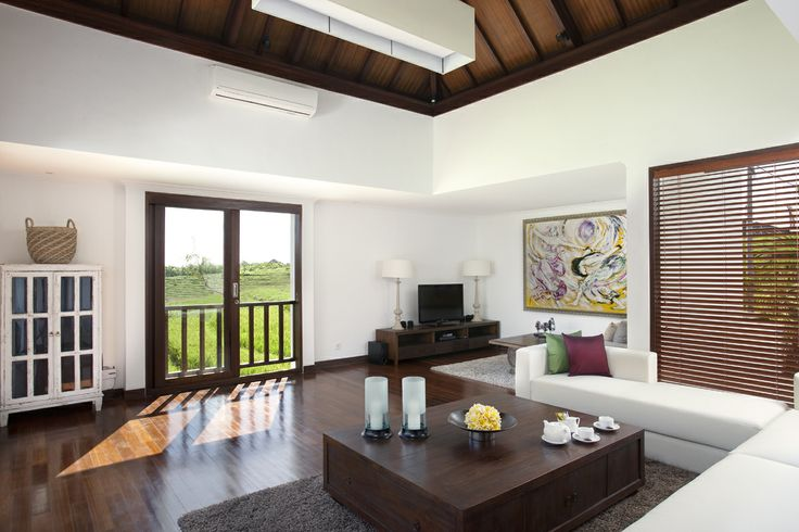 Lounge area - 2 bedroom villa at Canggu Terrace Bali