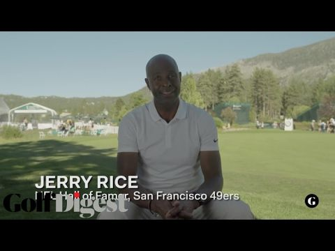 GD: Jerry Rice and Charles Barkley Talk Tiger Woods
