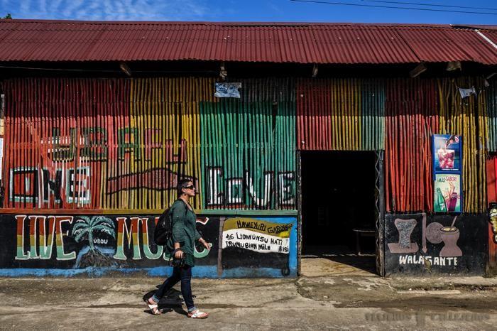 Livingston, el Caribe de Guatemala