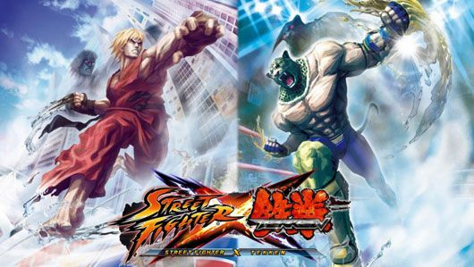 Street Fighter X Tekken Game Download