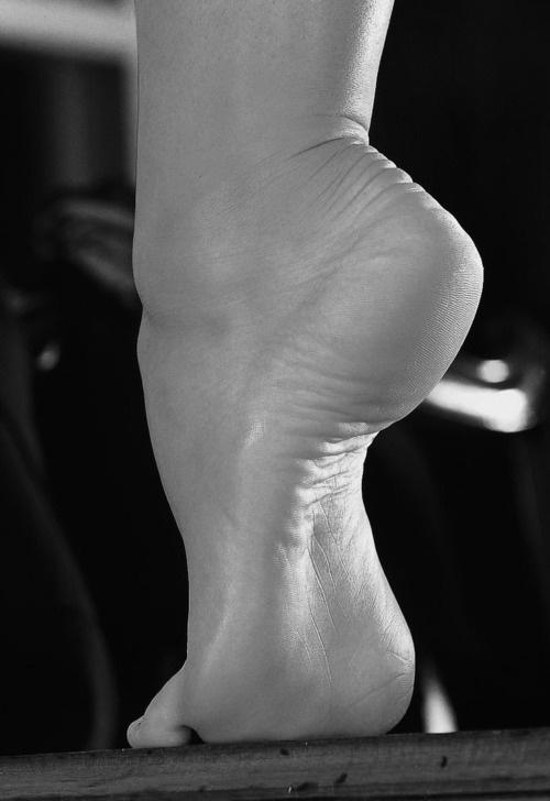 Fetish foot leg