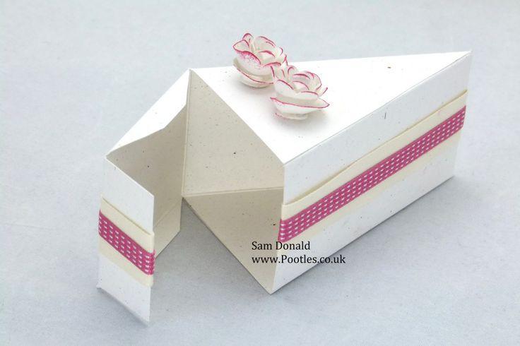 Stampin Up Cake Slice Box 3
