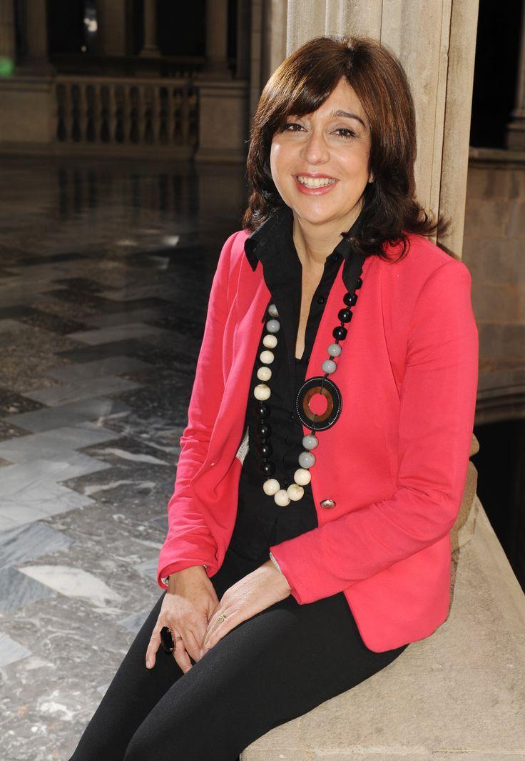 Cristina Iniesta, Delegada de Salud del Ayuntamiento de Barcelona y Presidenta de la Agencia de Salud Pública de Barcelona [Marzo 2015]