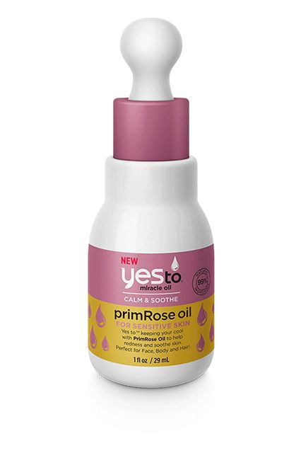 "You'll also love Yes To's formula.""A cold-weather must, this gentle oil calms redness just as well as the most expensive soothing creams — and smells even better than most."" — TunellYes To Miracle Oils Primrose Oil, $12.99, available at Target. #refinery29 http://www.refinery29.com/drugstore-alternatives-luxury-makeup#slide-18"