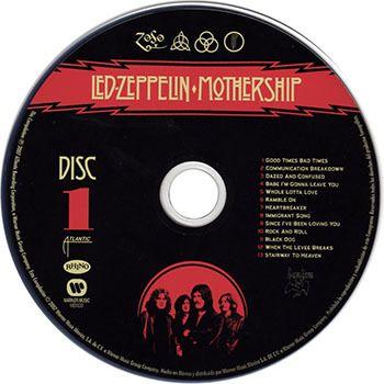 [Música] Led Zeppelin ● Mothership Deluxe   320kbps MEGA