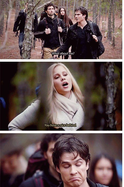 Vampire Diaries-Funny <3