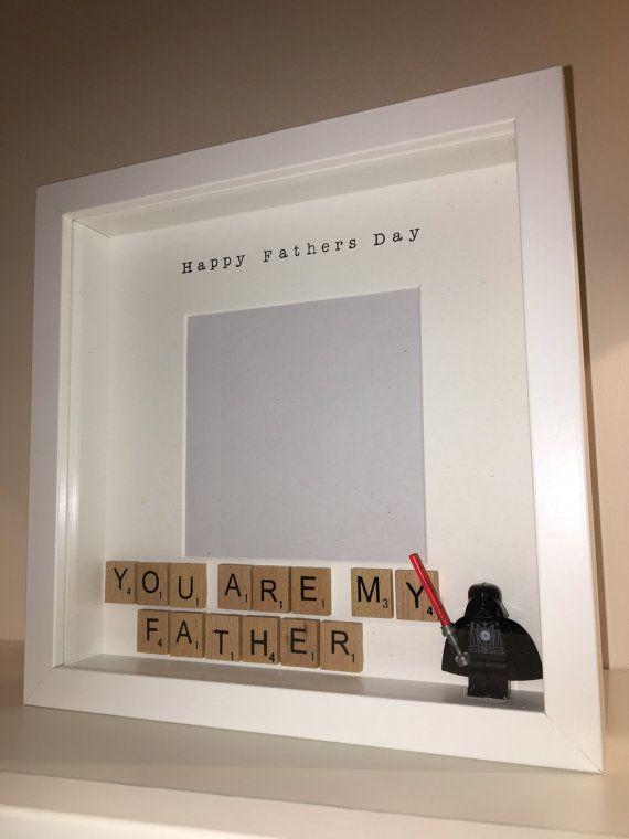 Father's Birthday Photo Frame Present Perfect by BespokeFramesUK