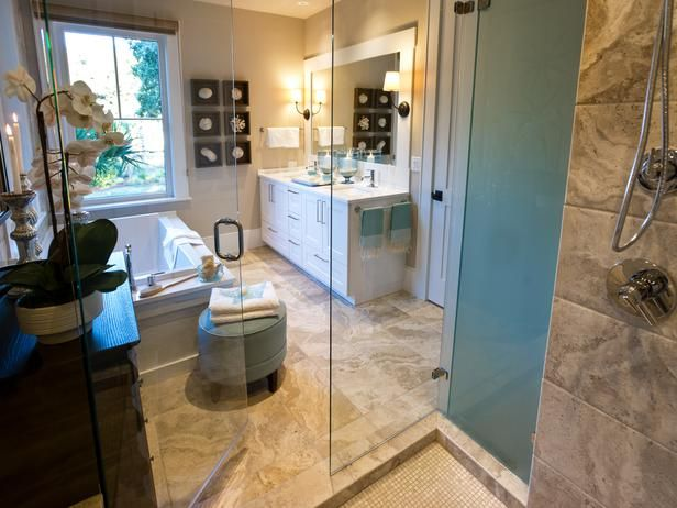 17 best images about hgtv bathrooms on pinterest for Hgtv bathroom ideas on a budget